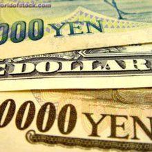 Падение евро к иене и доллару