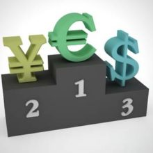 Евро снова падает