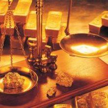 Золото становится дешевле