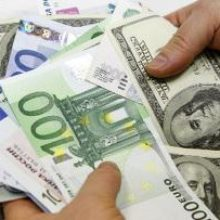 Доллар падает в цене
