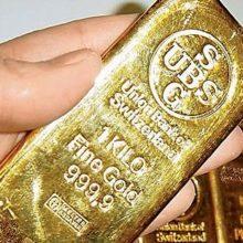 Золото снова растет в цене