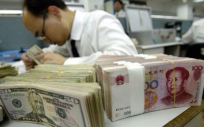 Котировки юань