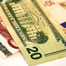 Рубль подорожал к евро на 20 копеек и подешевел к доллару на 8