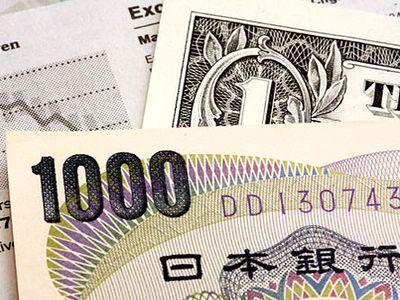 Доллар и Иена