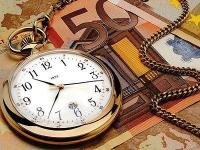 50 Евро и часы