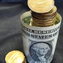 Ослабление валютной пары USD/CAD