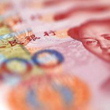 Евро дешевеет на фоне плохих показателей роста ВВП Китая