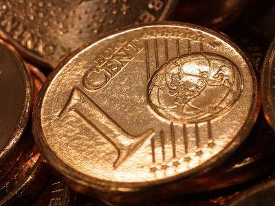 1 евро цент