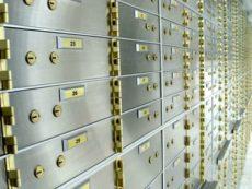 Все о банковских (депозитных) ячейках