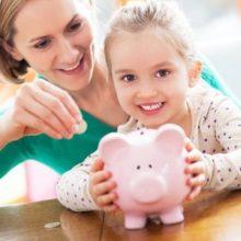 Знакомим ребенка с семейным бюджетом