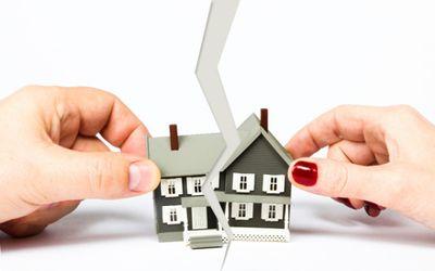 Ипотека и развод