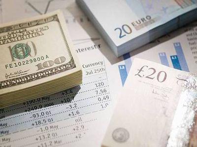 Фунт, Евро и Доллар