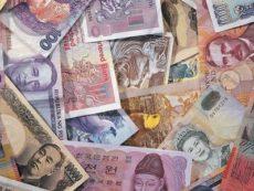 Депозитные вклады в экзотических валютах (юани, фунты, франки и прочие) от российских банков