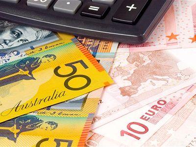 Австралийский доллар и евро