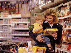 Да и Нет покупкам: шоппинг с детьми
