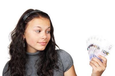 Подростки и деньги