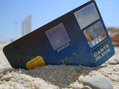 Утеря банковской карты