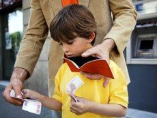 Сколько денег давать подростку на карманные расходы?