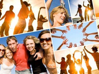 Отпуск с друзьями