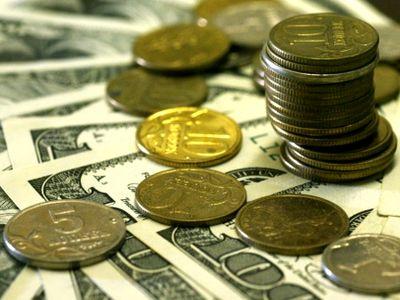 Копейки и доллар