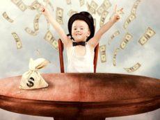 Как нужно воспитывать ребенка, чтобы он стал миллионером?