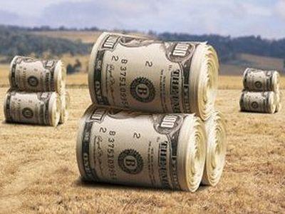 Стога долларов