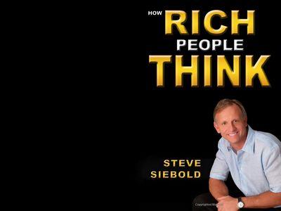 Как размышляют богатые люди