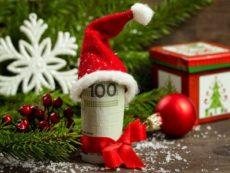 Как оригинально подарить деньги на Новый год