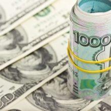 Для рубля настала «белая полоса» в отношениях с долларом