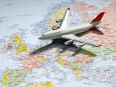 Полет в Европу