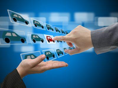 Автомобиль онлайн