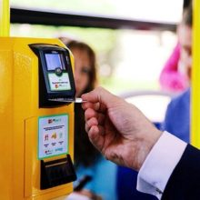 В любом городе России можно будет оплатить проезд единой картой