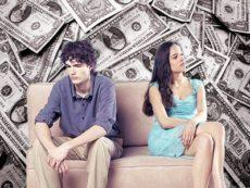Как избежать семейных ссор из-за разногласий в финансовых вопросах