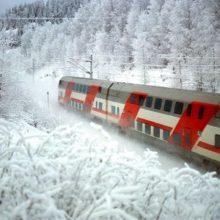 Недорогие новогодние маршруты. Куда можно добраться на электричке из Москвы?