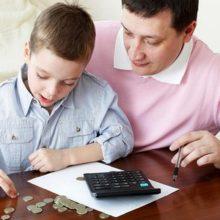 Как говорить с детьми о финансах: советы родителям