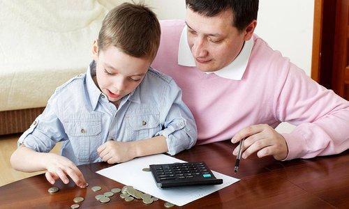 Разговор о деньгах с ребенком