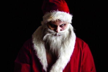 Дед Мороз мошенник
