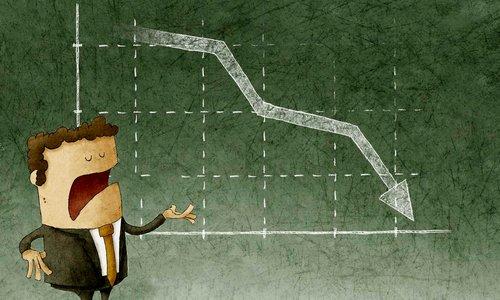 Крах на фондовом рынке