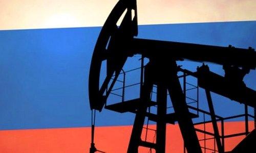 Нефть Россия