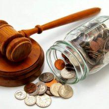 Судебные инвесторы в России вложились в процессы на 9,3 млрд рублей