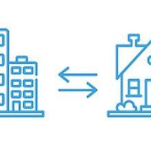 Как с помощью трейд-ин поменять городскую квартиру на дом