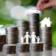 Схема эффективного распределения семейного бюджета на несколько финансовых целей