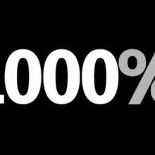 За 10 лет инвестиции в отдельные ПИФы принесли 1000%