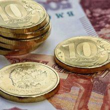 Рубль завершил октябрь ослаблением