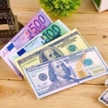 Доллар и евро подросли после католического Рождества