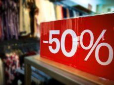 7 ошибок, которые совершают покупатели на распродажах