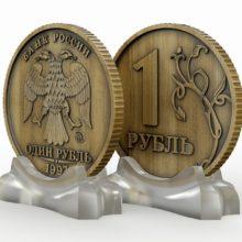 Рубль успешно сопротивляется распродажам на мировых рынках