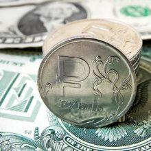 Нефть и китайский вирус продолжают давить на рубль