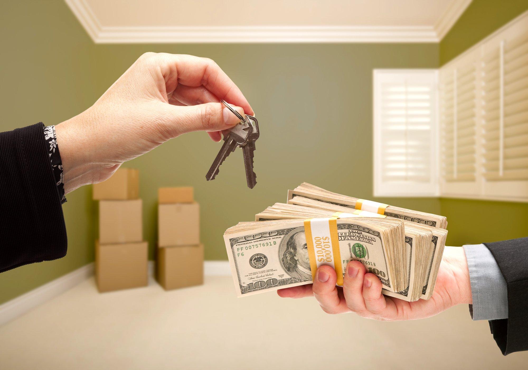 Копим на квартиру в валюте