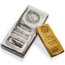 Почему золото дороже серебра